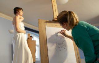 art modeling jobs