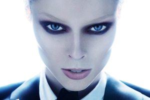 eye modeling models